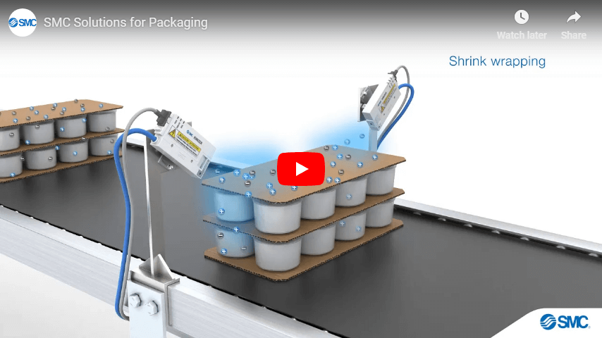 SMC Solutions for Packaging