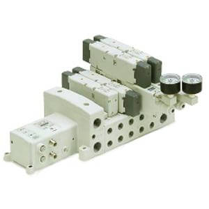VS*8-*, ISO Interface 15407-2 Interface, Solenoid Valve
