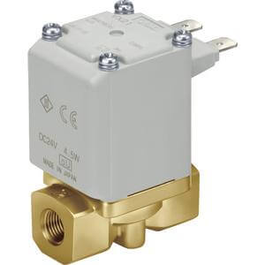 VX2*2, Single Unit, Direct Operated 2 Port Solenoid Valve for Water