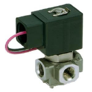 VX3* Single Unit, Direct Operated 3 Port Solenoid Valve