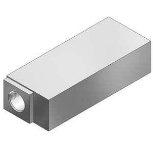 VVFS4000-P, Mezikus pro individuální přívod vzduchu, pro VF(S/R)4000