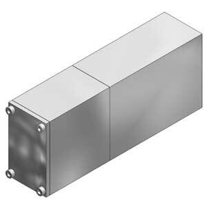 VVFS4000-22A, Mezikus se zpětnými ventily, pro VFS4000