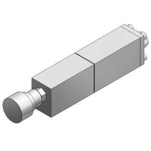 ARBYJ5000-00-P, Vestavěný regulátor tlaku pro SYJ5000
