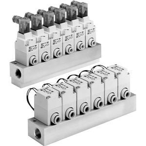 VV2Q*2, Manifold for VQ20/30 Series