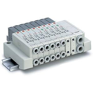 10-SS5Z3-60, Manifold, Cassette Type, Non Plug-in, Clean Series