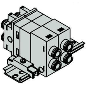 VQ1000/2000 Double Check Block, Separate Type