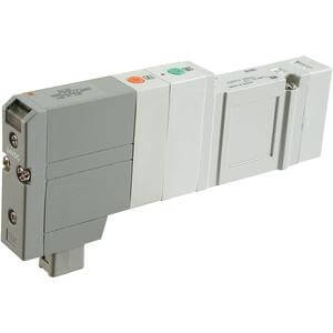 10-SV1000-4000, 5-Port Solenoid Valves, Clean Series