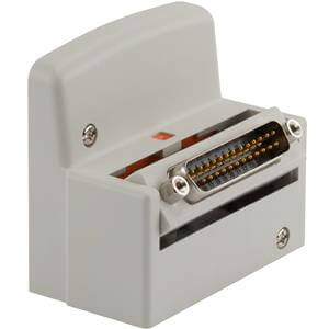 VQC1000/2000/4000, D-sub Connector Housing (F kit, 25 pins)