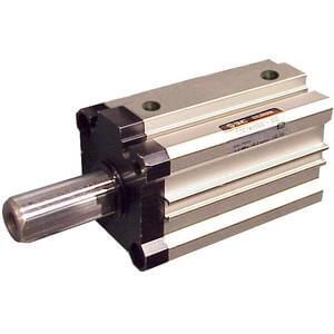 C(D)QSK, Compact Cylinder, Double Acting, Single Rod, Non-rotating