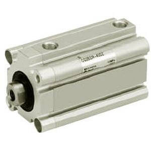 C(D)Q2*R-Z, Compact Cylinder, Double Acting, Single Rod, Water Resistant