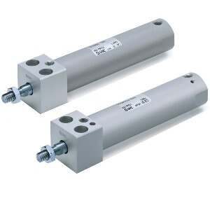 C(D)G1R-Z, Air Cylinder, Direct Mount, Double Acting, Single Rod
