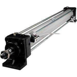 CH(D)A, Tie-Rod Type Low Pressure Hydraulic Cylinder, 40-160mm Bore