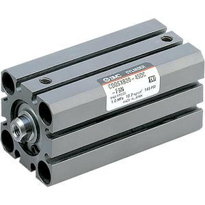 C(D)QSX, Compact Cylinder, Double Acting, Single Rod, Low Speed