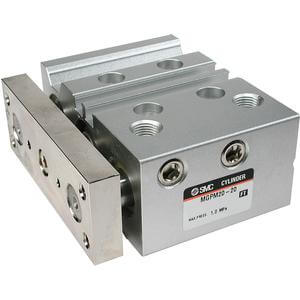 MGPM-H/R, Standard Guided Cylinder with End Lock, Slide Bearing