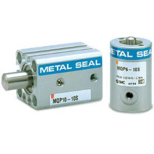 MQP, Single Acting, Metal Seal, Low Friction