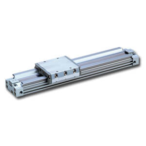 MY3M, Mechanical Joint Rodless Cylinder, Slide Bearing Type