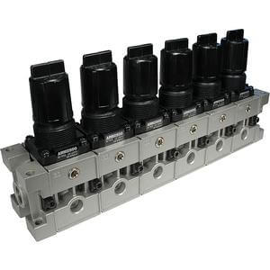 ARM2500/3000, Modular Style, Regulator Manifold Series
