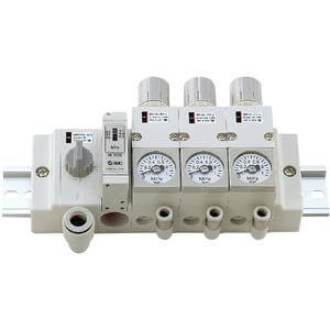 ARM11A, Small Manifold Regulator, Common Supply