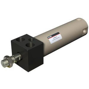 10/11/21/22-C(D)G1R, Air Cylinder, Direct Mount, Clean Room