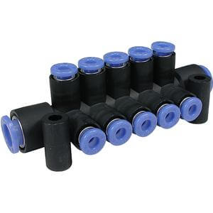 KM, One-touch Fittings Manifold Series