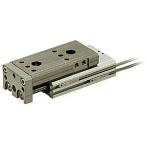 90/91-MXQ, Air Slide Table, Recirculating Linear Guide