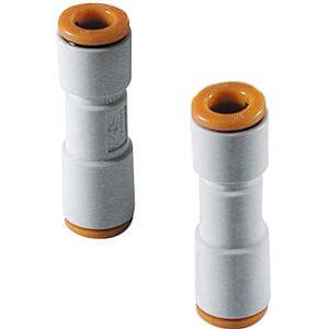 90-AKH, Check Valve with One-touch Fitting, Straight