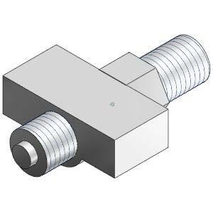 MXQ-Z(AS), Accessory, Stroke Adjuster, Rubber Stopper, Extension stroke end