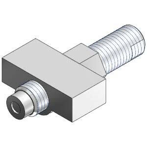 MXQ-Z(JS), Accessory, Stroke Adjuster, Shock Absorber, Extension stroke end