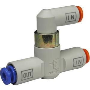 VR12*1F, One-touch Fitting and Valve Series