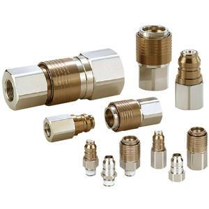 KKA, S Coupler, Stainless Steel