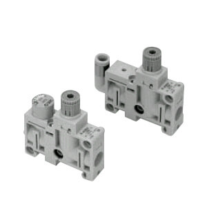 ARM5B-R, Regulator Block, Individual Supply Type