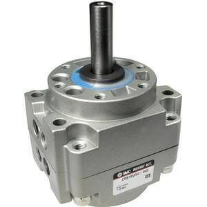 10-C(D)RB1*50~63, Rotary Actuator, Vane Style, Clean Series