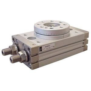 MSQ*10~200, Rotary Table, Rack & Pinion, Basic & High Precision