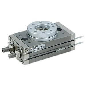 MSQXB, Low-Speed Rotary Table Rack & Pinion