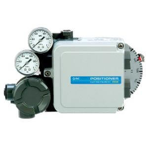 IP8000, Electro-Pneumatic Positioner