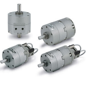 56-C(D)RB2*W10~40-Z, Rotary Actuator, New Vane Style, ATEX category 3 - II 3G