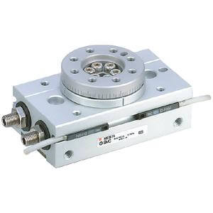 MSQ*1-7, Rotary Table Rack & Pinion Type
