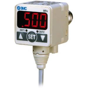 90-ZSE50F, High Precision Digital Pressure Switch for Compound Pressure