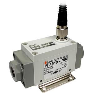 PF2A5**, Digital Flow Switch for Air, Remote Type Sensor