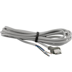 ISE30A/ZSE30A Lead Wire with Connector