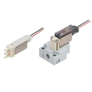 S070, 3 Port Solenoid Valve, Compact Direct Operated