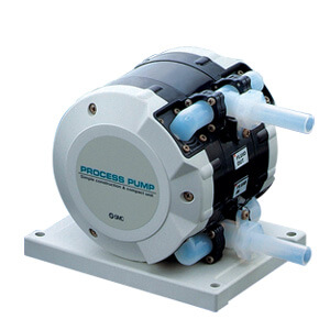 PAF3000-P, Process Pump: Automatically Operated Type, Air Operated Type, Tube Extension