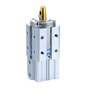CKQ, Pin Clamp Cylinder without Lock