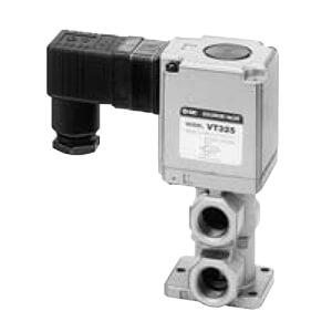 VT325, Elektromagnetický přímo ovládaný 3/2 ventil, všechna provedení