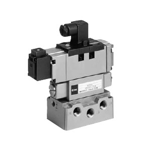 VS7-8, ISO Interface Solenoid Valve, Metal Seal, Size 2