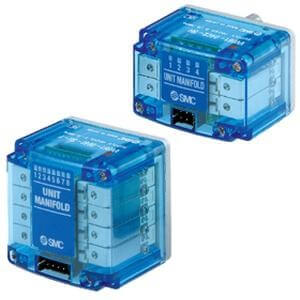 VV061, 3 Port, Direct Operated , Compact Solenoid Valve