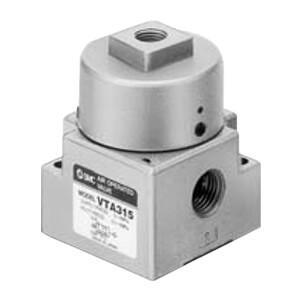 VVTA32, Vícenásobná připojovací deska - pro vzduchem ovládané ventily