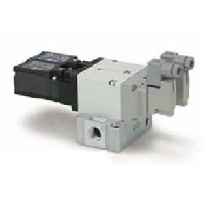VP544/744-X538, Redundant aufgebautes Entlüftungsventil, 3/2-Wege-Elektromagnetventil, ISO13849-1