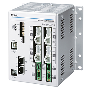 JXC93, 4-Achsen-Schrittmotor-Controller, EtherNet/IP™