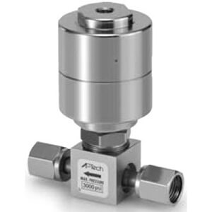 AP3000, Diaphragm Valve, Air Operated, High Pressure